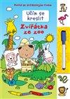 Obálka knihy Učím se kreslit - Zvířátka ze zoo