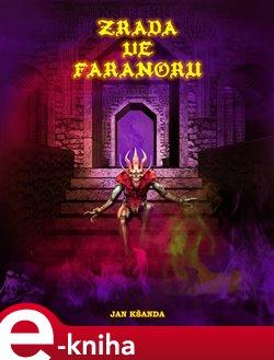 Obálka titulu Zrada ve Faranoru
