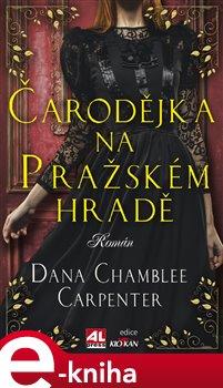 Obálka titulu Čarodejka na Pražském hradě