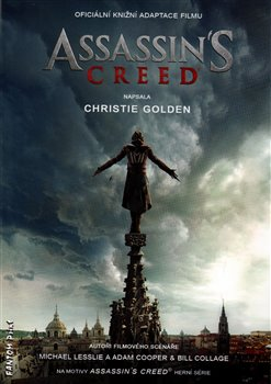 Obálka titulu Assassin's Creed - filmová novelizace