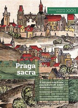 Obálka titulu Praga sacra