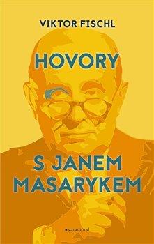 Obálka titulu Hovory s Janem Masarykem