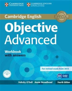 Obálka titulu Objective Advanced (4th Edition) Workbook with Answers & Audio CD