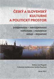 Český a slovenský kulturní a politický prostor