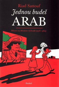 Obálka titulu Jednou budeš Arab