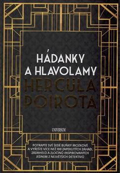 Obálka titulu Hádanky a hlavolamy Hercula Poirota