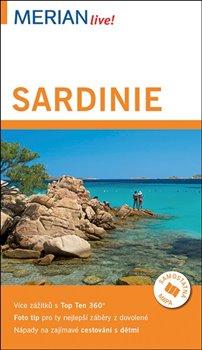 Obálka titulu Sardinie - Merian Live!