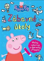 Prasátko Peppa – Zábavné úkoly pro předškoláky