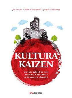 Obálka titulu Kultura Kaizen