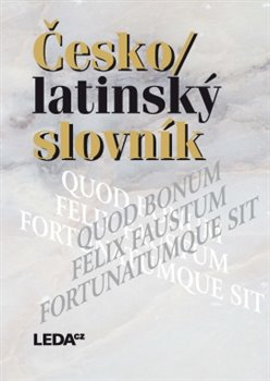 Obálka titulu Česko-latinský slovník