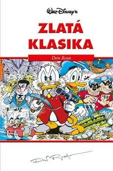 Obálka titulu Disney Zlatá klasika Don Rosa