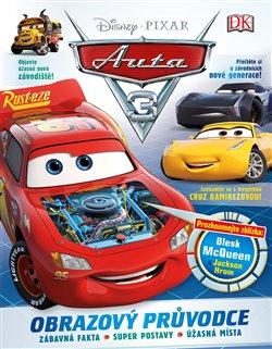 Obálka titulu Auta 3 - Obrazový průvodce