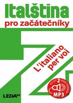 Obálka titulu Italština pro začátečníky