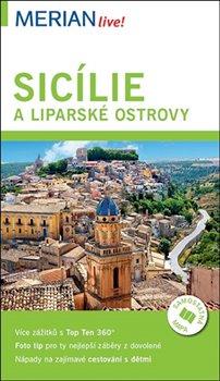 Obálka titulu Sicílie a Liparské ostrovy - Merian Live!