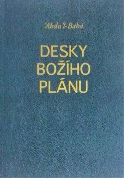 Obálka titulu Desky Božího plánu