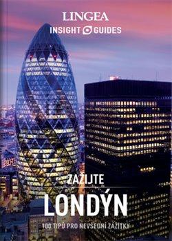 Obálka titulu Londýn - Zažijte
