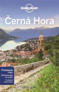 Obálka titulu Černá Hora - Lonely Planet