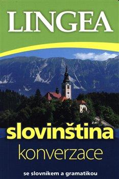 Obálka titulu Slovinština - konverzace