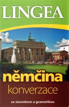 Obálka titulu Němčina - konverzace se slovníkem a gramatikou