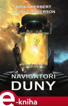 Obálka titulu Navigátoři Duny