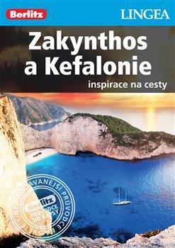 Obálka titulu Zakynthos a Kefalonie - Inspirace na cesty