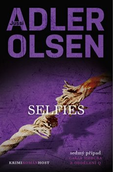 Obálka titulu Selfies