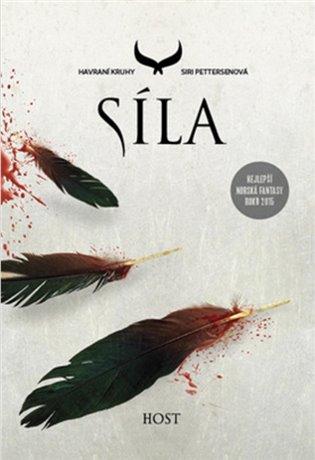 Síla - Siri Pettersenová | Booksquad.ink