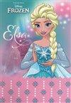 Obálka knihy Blok - Frozen – Ledové království Elsa