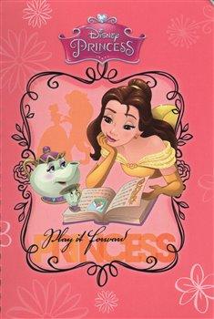 Obálka titulu Blok - Princezny – Book