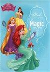 Obálka knihy Blok - Princezny – Magic