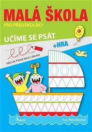 Malá škola pro předškoláky 3 - učíme se psát