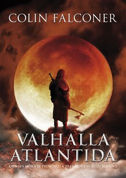 Obálka titulu Valhalla Atlantida