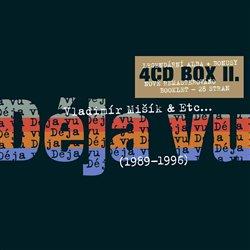 Obálka titulu Déja vu (1989-1996) II.