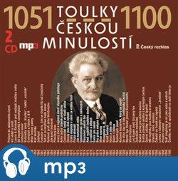 Obálka titulu Toulky českou minulostí 1051 - 1100