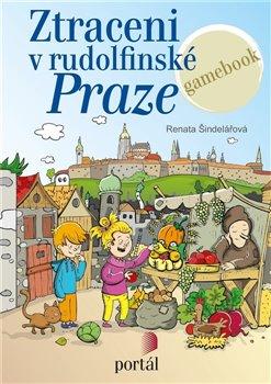 Obálka titulu Ztraceni v rudolfínské Praze