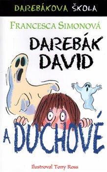 Obálka titulu Darebák David a duchové