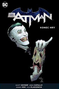 Obálka titulu Batman: Konec hry