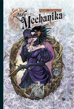 Obálka titulu Lady Mechanika - limitovaná edice