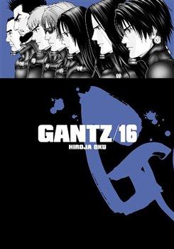 Obálka titulu Gantz 16