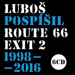 Obálka titulu Route 66 - exit 2 - 1998-2016