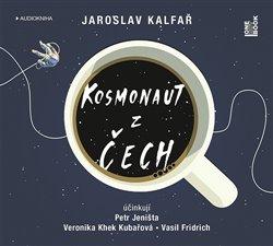 Obálka titulu Kosmonaut z Čech