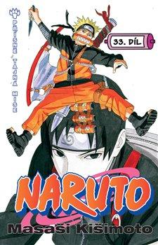 Obálka titulu Naruto 33: Přísně tajná mise