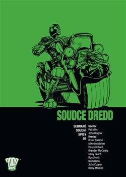 Obálka titulu Soudce Dredd 2