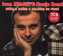 Obálka titulu Jožin z bažin a dalších 80 písní Zlatá kolekce