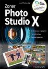 Obálka knihy Zoner Photo Studio X