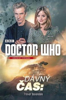 Obálka titulu Doctor Who: Dávný čas