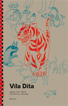 Obálka titulu Víla Dita