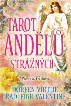 Obálka titulu Tarot andělů strážných