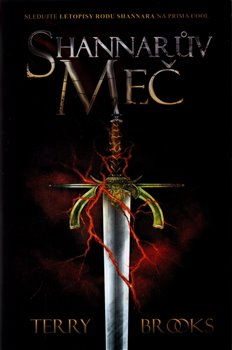 Obálka titulu Shannarův meč