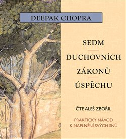 Obálka titulu Sedm duchovních zákonů úspěchu